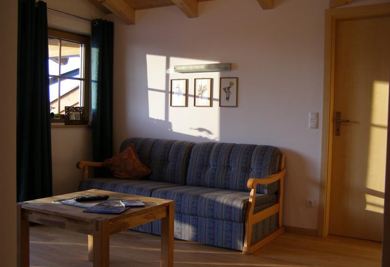 Ferienwohnung für 2 bis 4 Personen in den Bergen