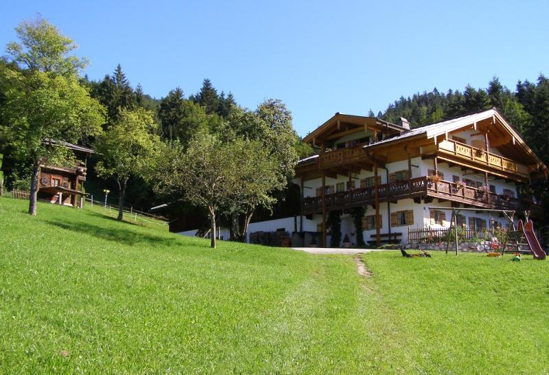 Bauernhofurlaub ツ in den Bergen