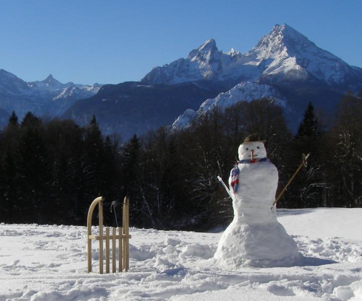 Ferienwohnung für den Winterurlaub in den Bergen